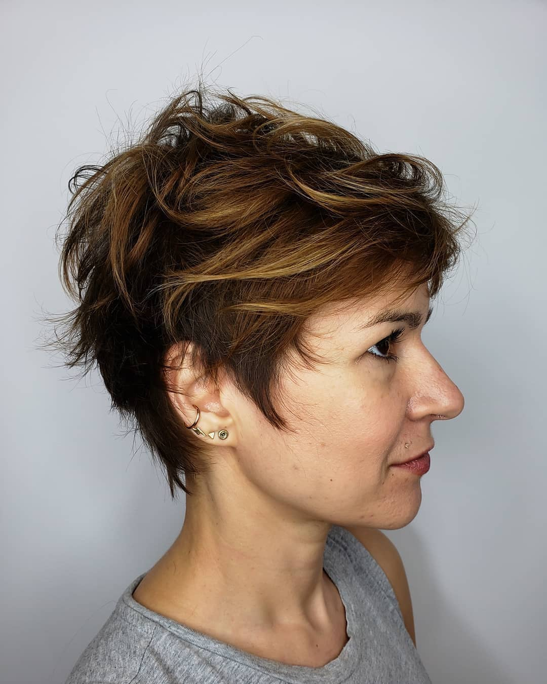 Top 10 Most Flattering Pixie Haircuts for Women, Short ...