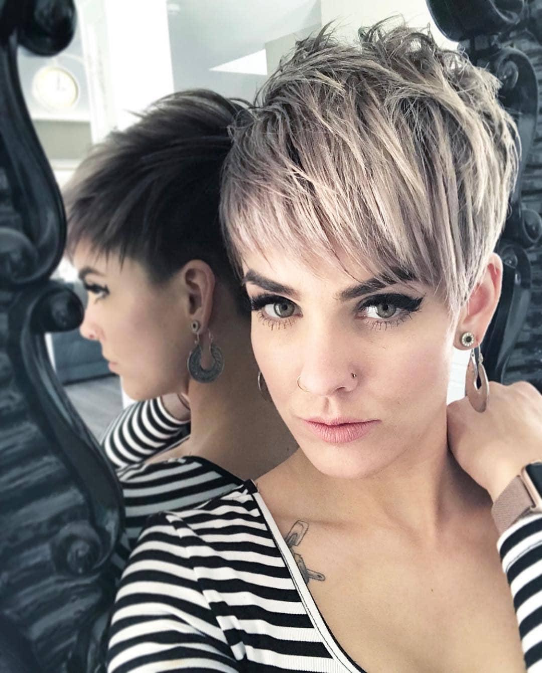 Best Stylish Pixie Hair Cut Ideas For Women Short Hairdo 2018 2019 Popular Haircuts