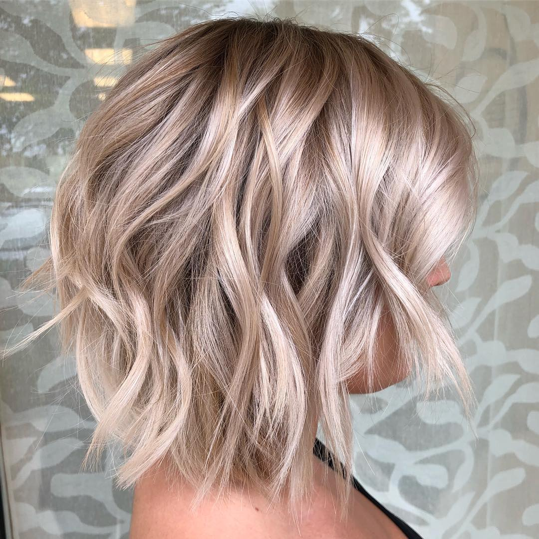 Top 10 Best Short Bob Hairstyles For Summer Short