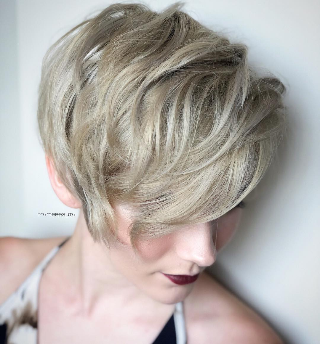Top 10 Trendy Low Maintenance Short Layered Hairstyles 2020