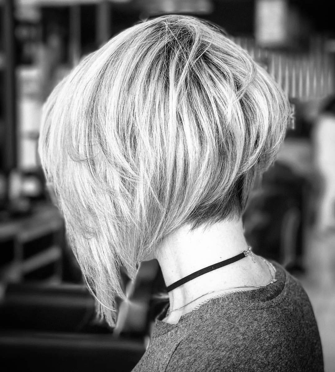 Latest Short Straight Hairstyles, Female Short Hair Cuts
