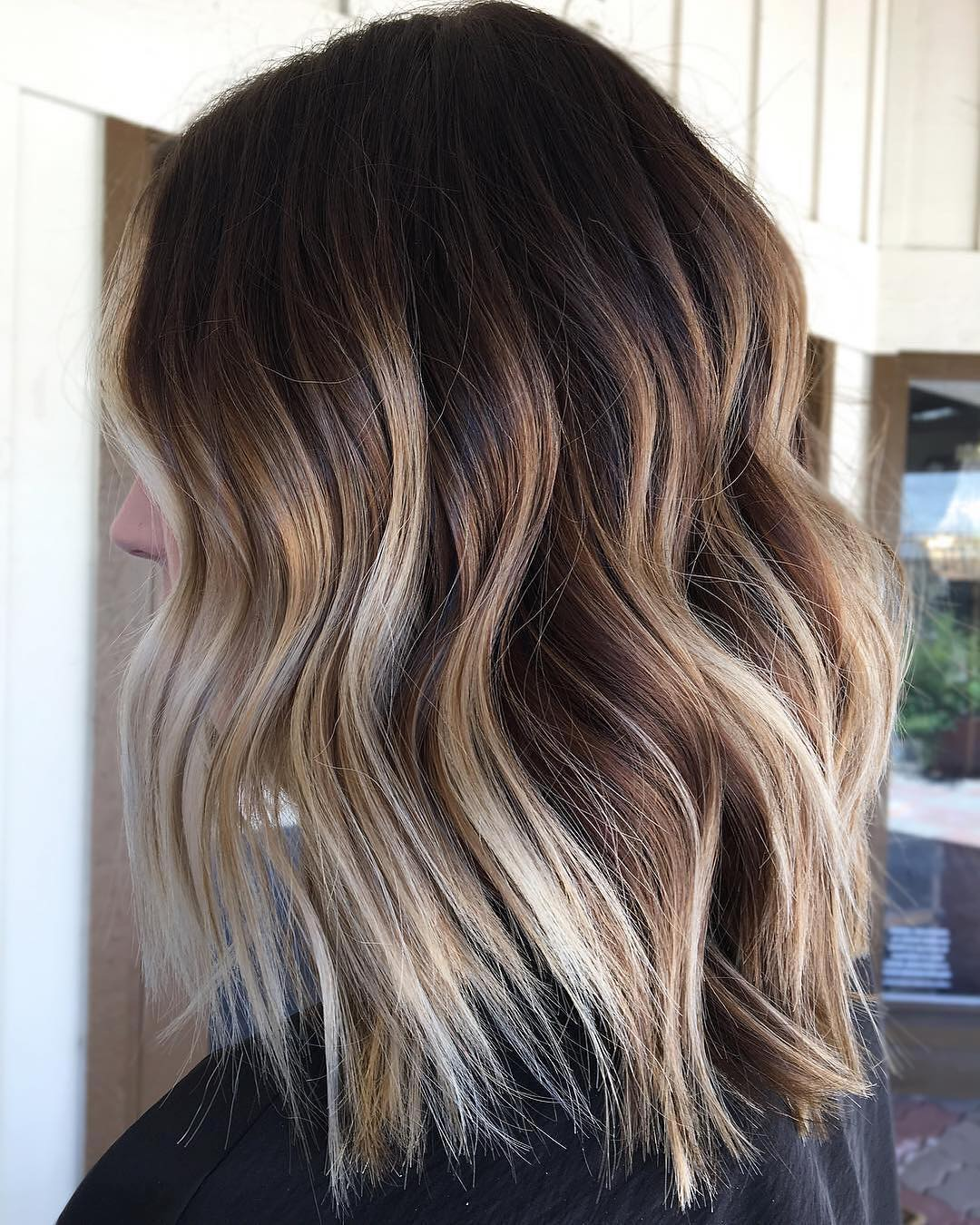 10 Trendy Brown Balayage Hairstyles for Medium,Length Hair 2019