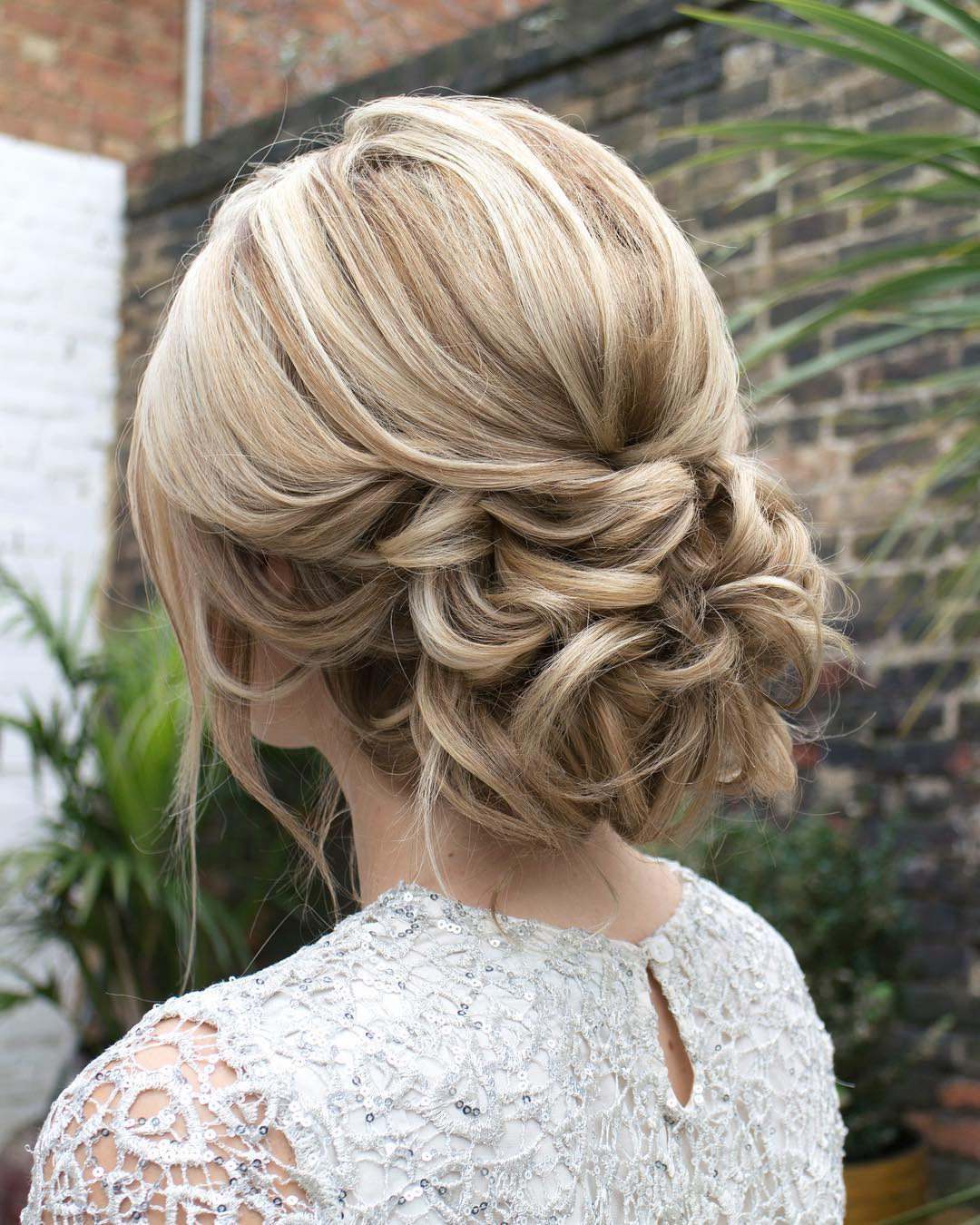 27 Gorgeous Wedding Hairstyles For Long Hair For 2020: 10 Gorgeous Prom Updos For Long Hair, Prom Updo Hairstyles