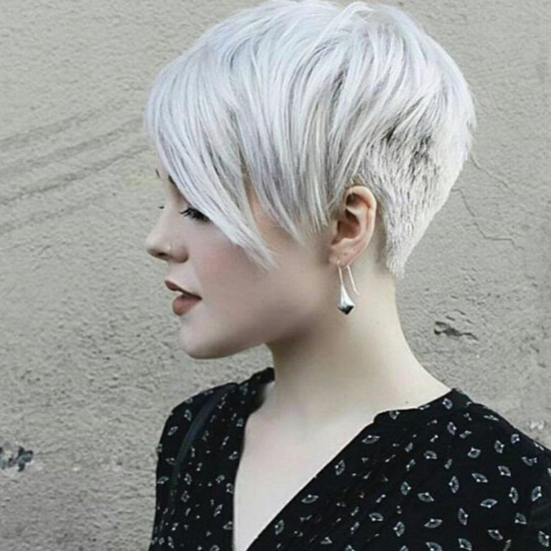 Best Practicality Pixie Haircut Ideas, Best Short Hair for Female