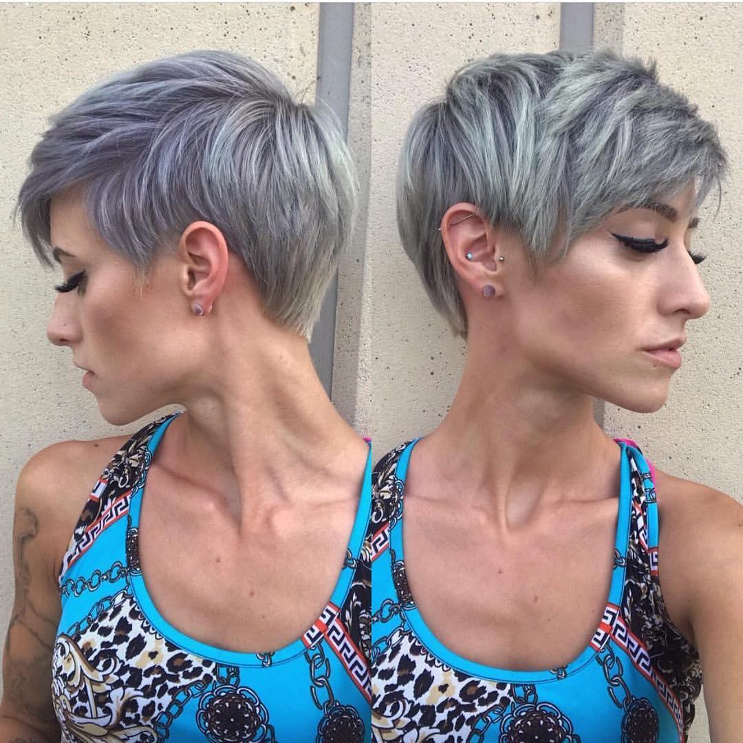 10 Stylish Feminine Pixie Haircuts Short Hair Styles 2020