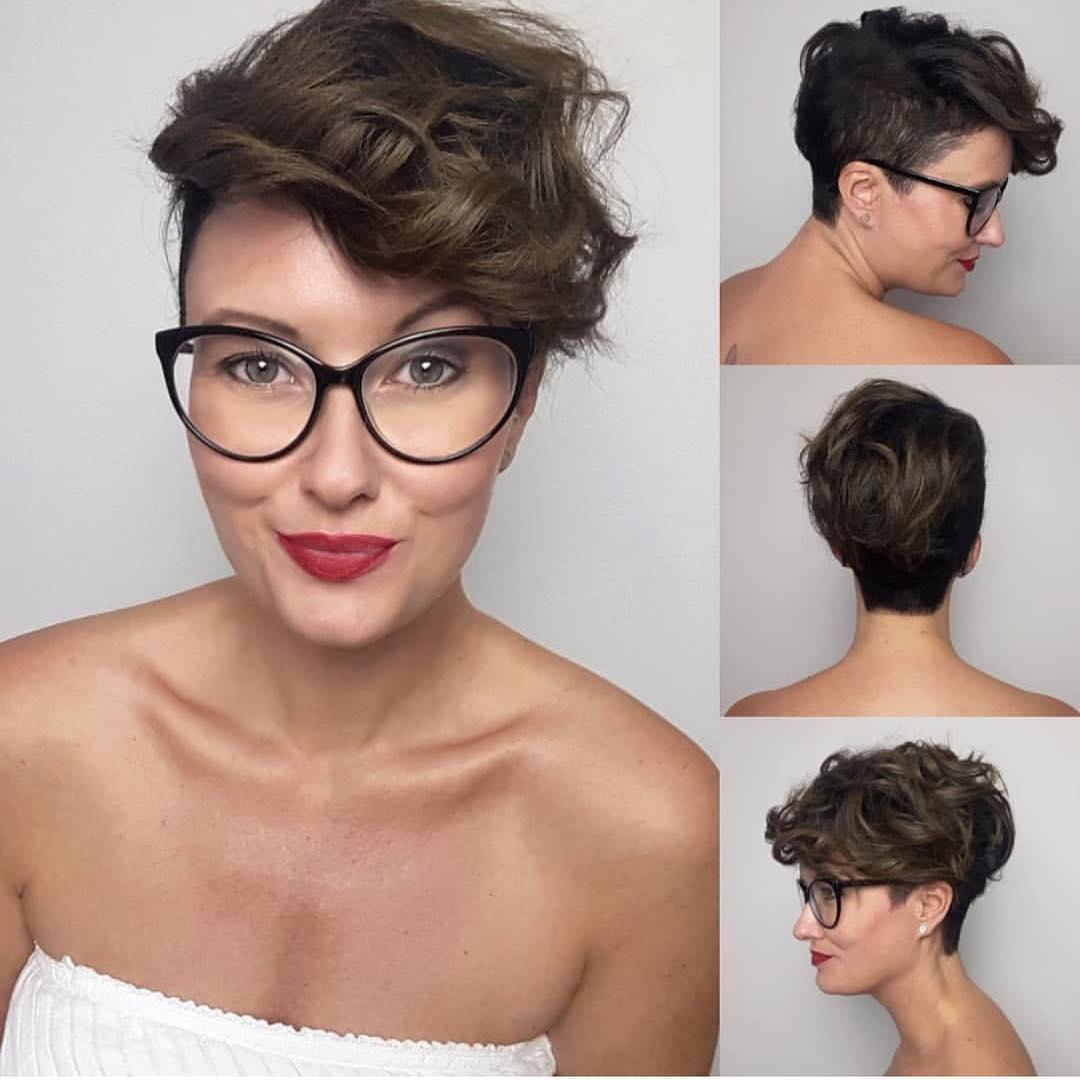 10 stilvolle weibliche Pixie Haarschnitte, kurze Frisuren für Frauen