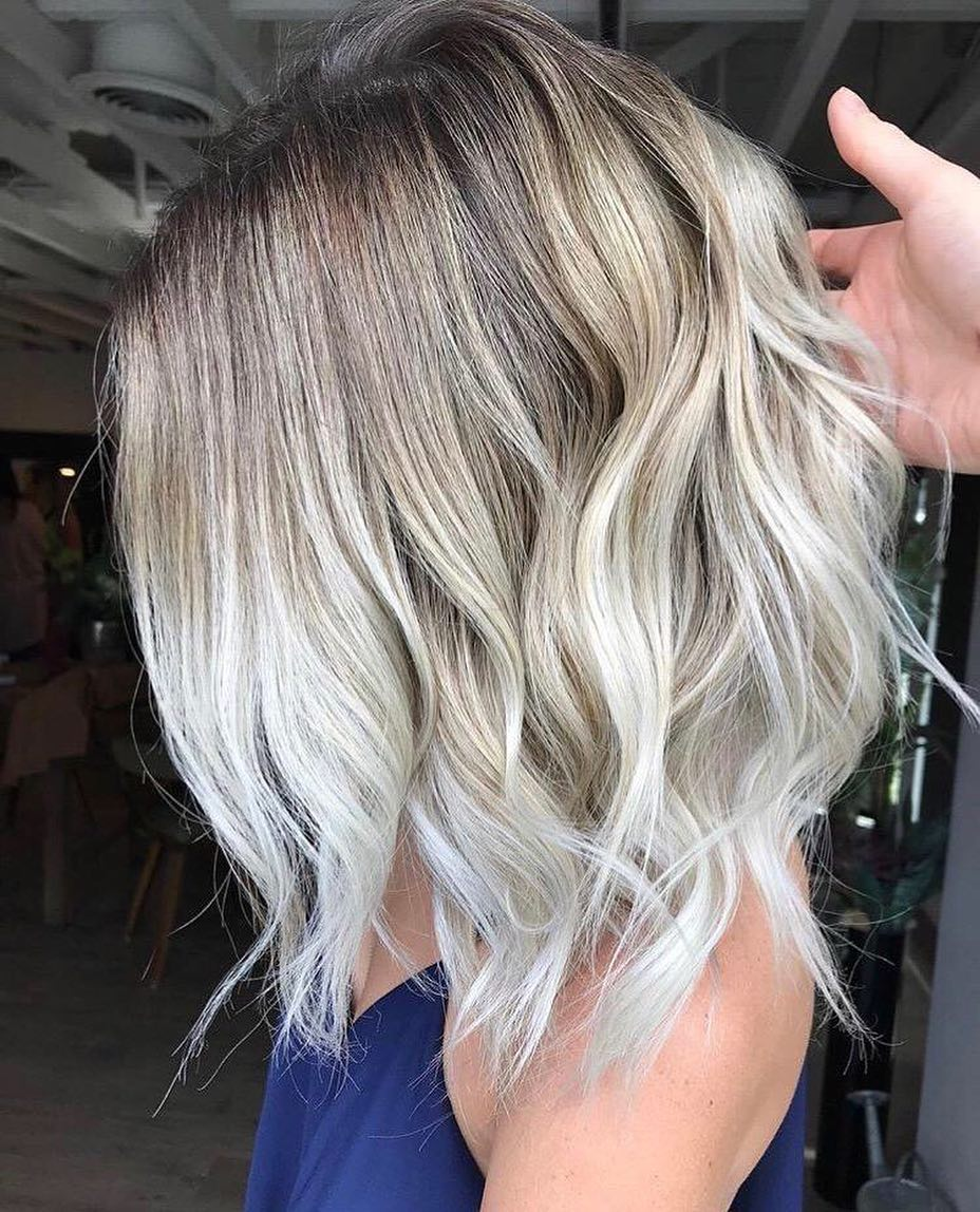 10 Creative Hair Color Ideas For Medium Length Hair Medium