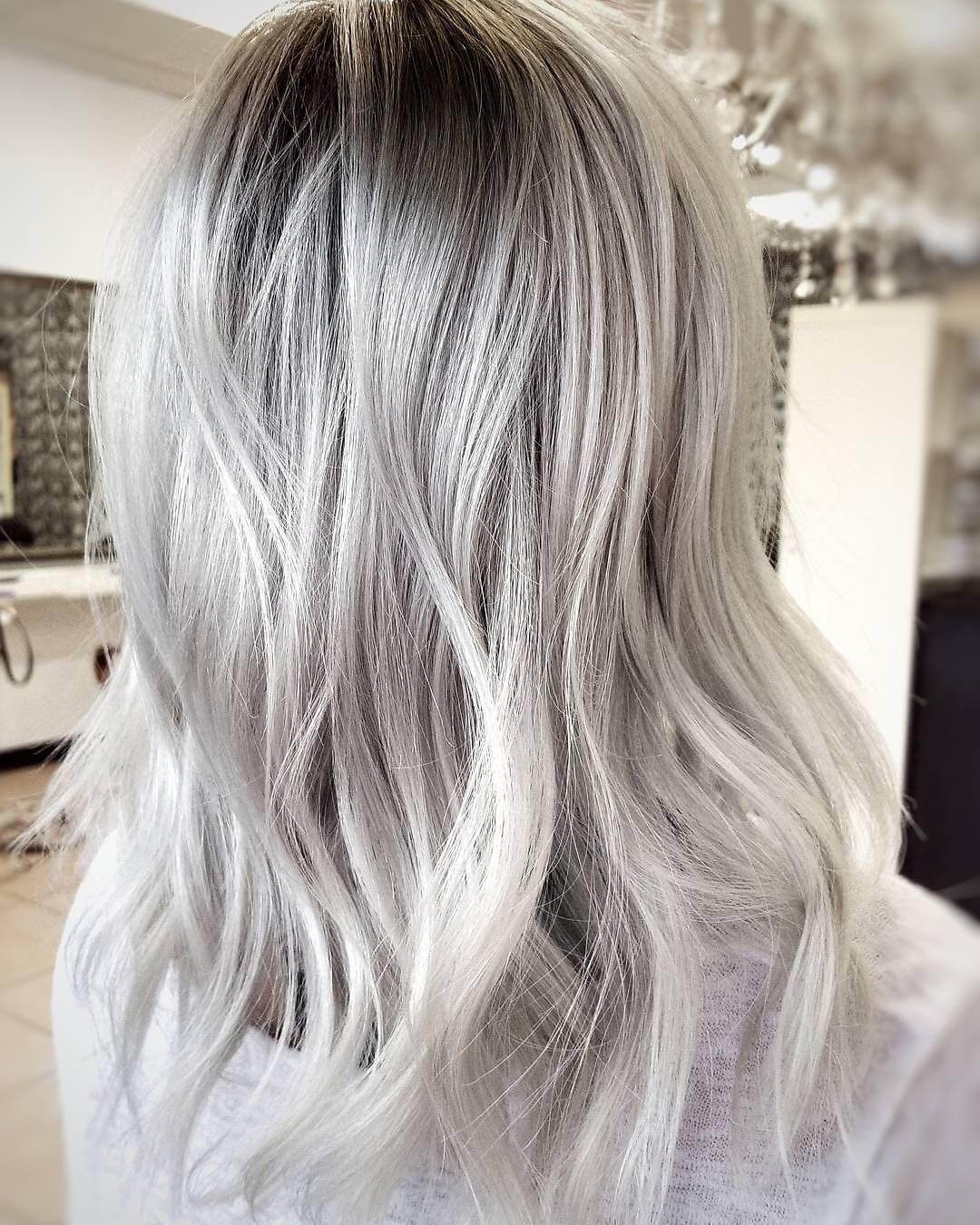 Pretty Ombre Balayage Hairstyle for Long Hair, 2019 Long Hair Color and Haircuts