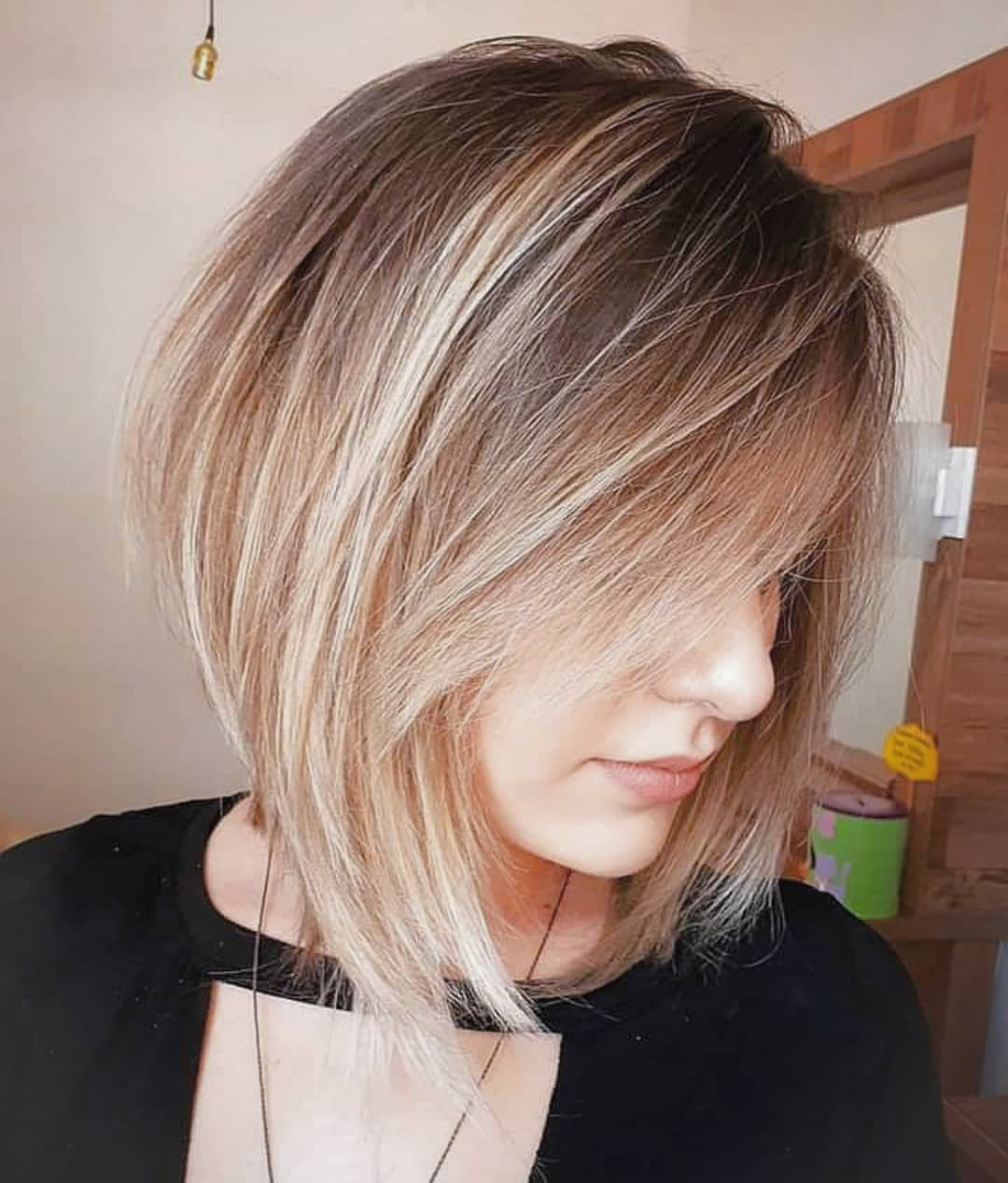 10 Trendy Choppy Lob Haircuts For Women Best Medium Hair Styles 2019