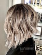 Stylish Ombre Balayage Hairstyles for Shoulder Length Hair 2019, Medium Haircut