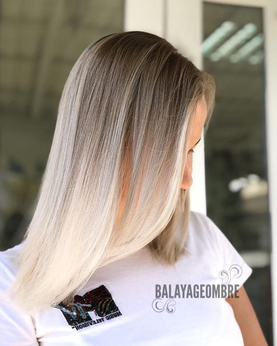 10 Trendy Ombre And Balayage Hairstyles For Shoulder