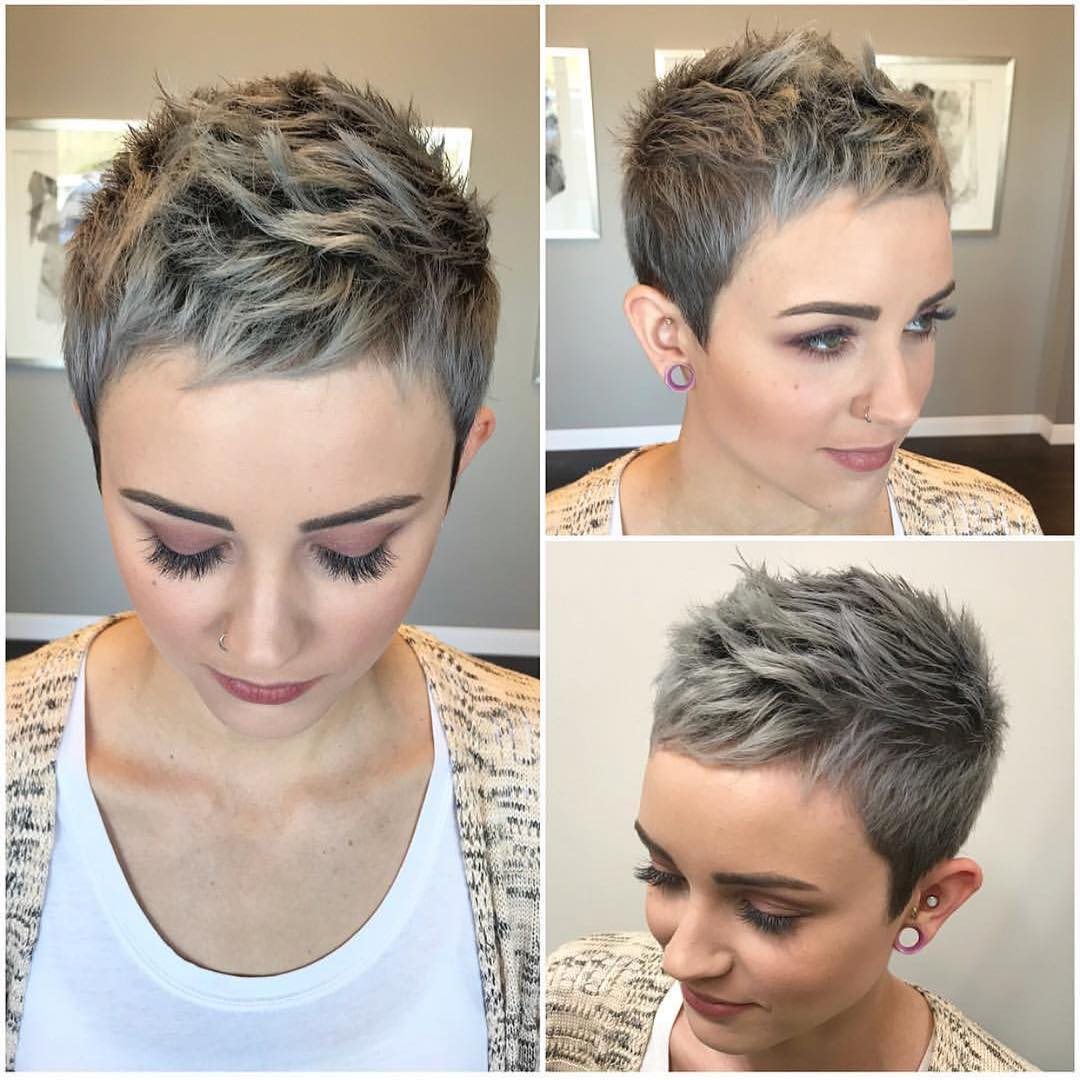 Summer Hairstyle Ideas for Short Hair, Women Short Haircut
