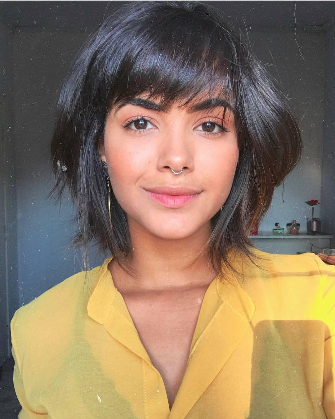 Zehn trendige kurze Bob Haarschnitte für Frauen