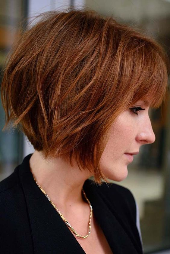10 Short Hair Color For Female Fashion Fans Short