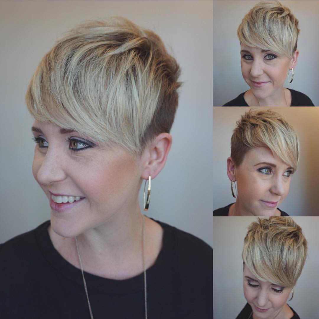 Very Short Haircut for Female, 2019 Short Pixie Haircuts and Hairstyles