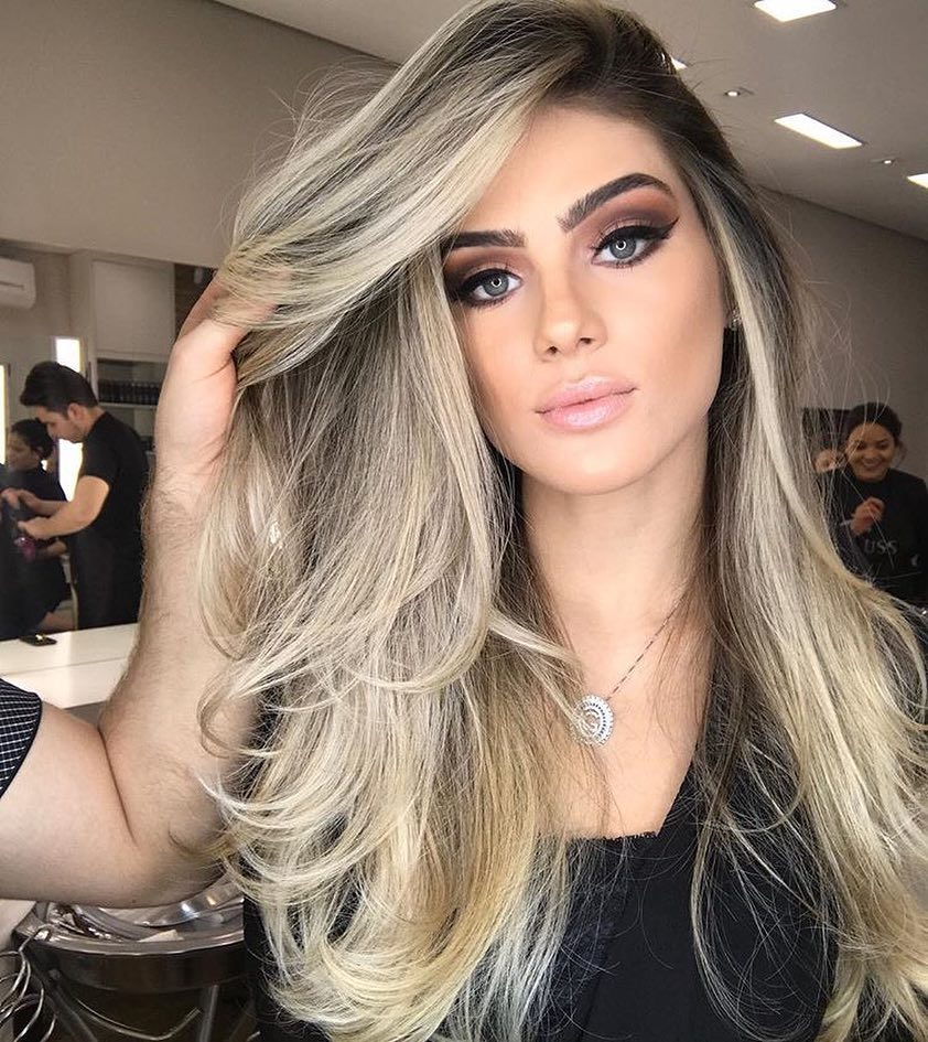 Fabulous Hair Color Ideas for Medium, Long Hair - Ombre, Balayage Hairstyles