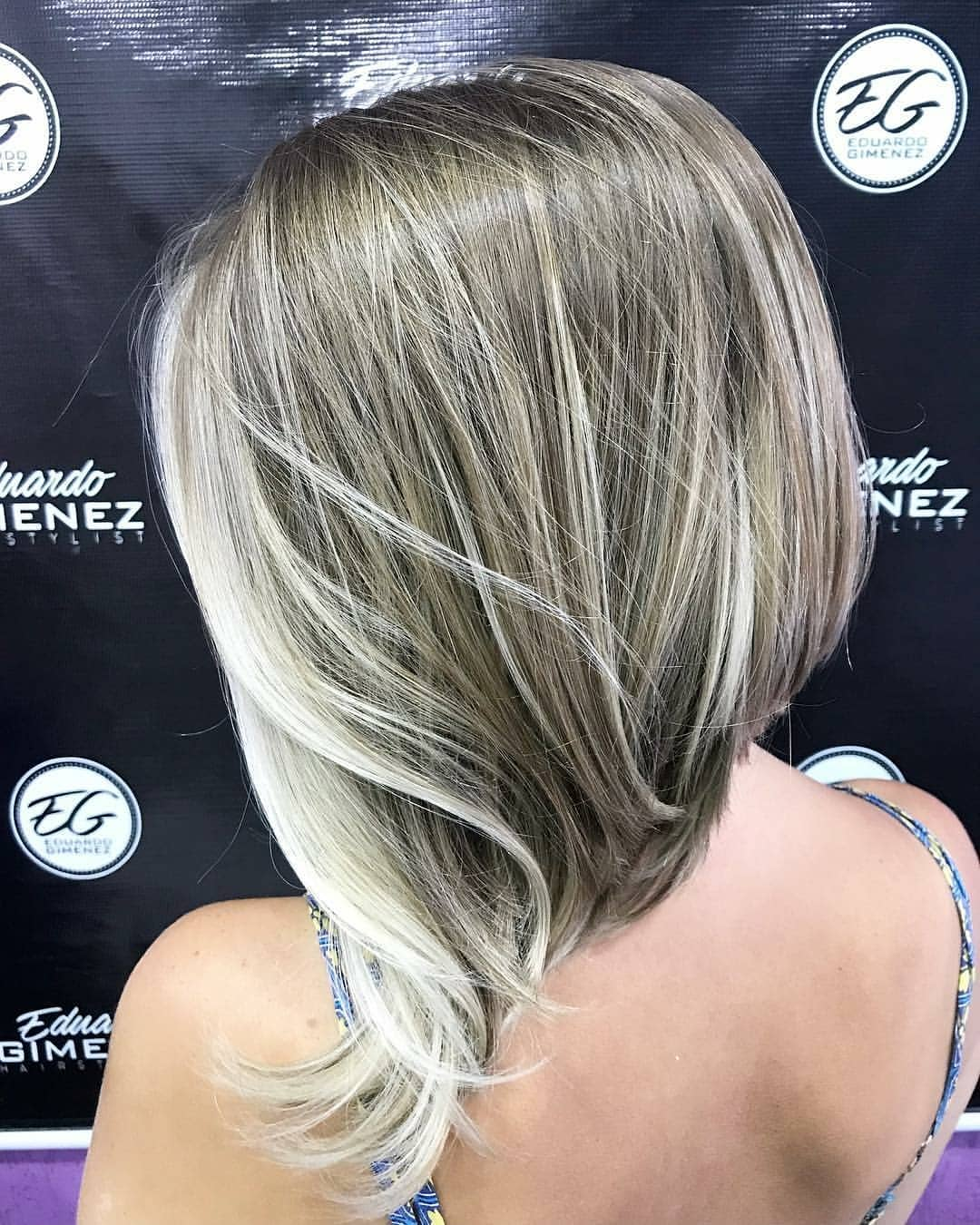 Sensational Shoulder Length Haircuts, Women Medium Hairstyles for Thick Hair