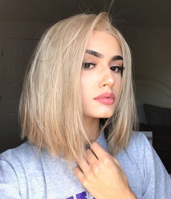 Shoulder Length Hairstyles Straight Thick Hair