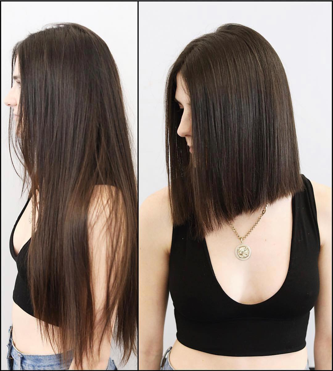 10 Stylish Lob Hairstyle Ideas Best Shoulder Length Hair For
