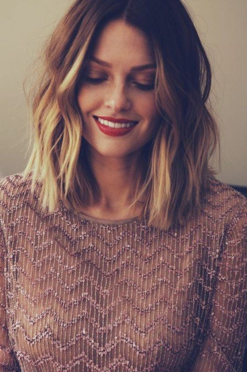 10 Stylish Lob Hairstyle Ideas Best Shoulder Length Hair