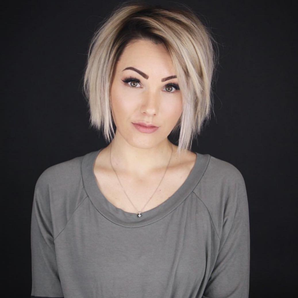 Terrific Short Haircuts With Bangs, Female Short Hair Styles