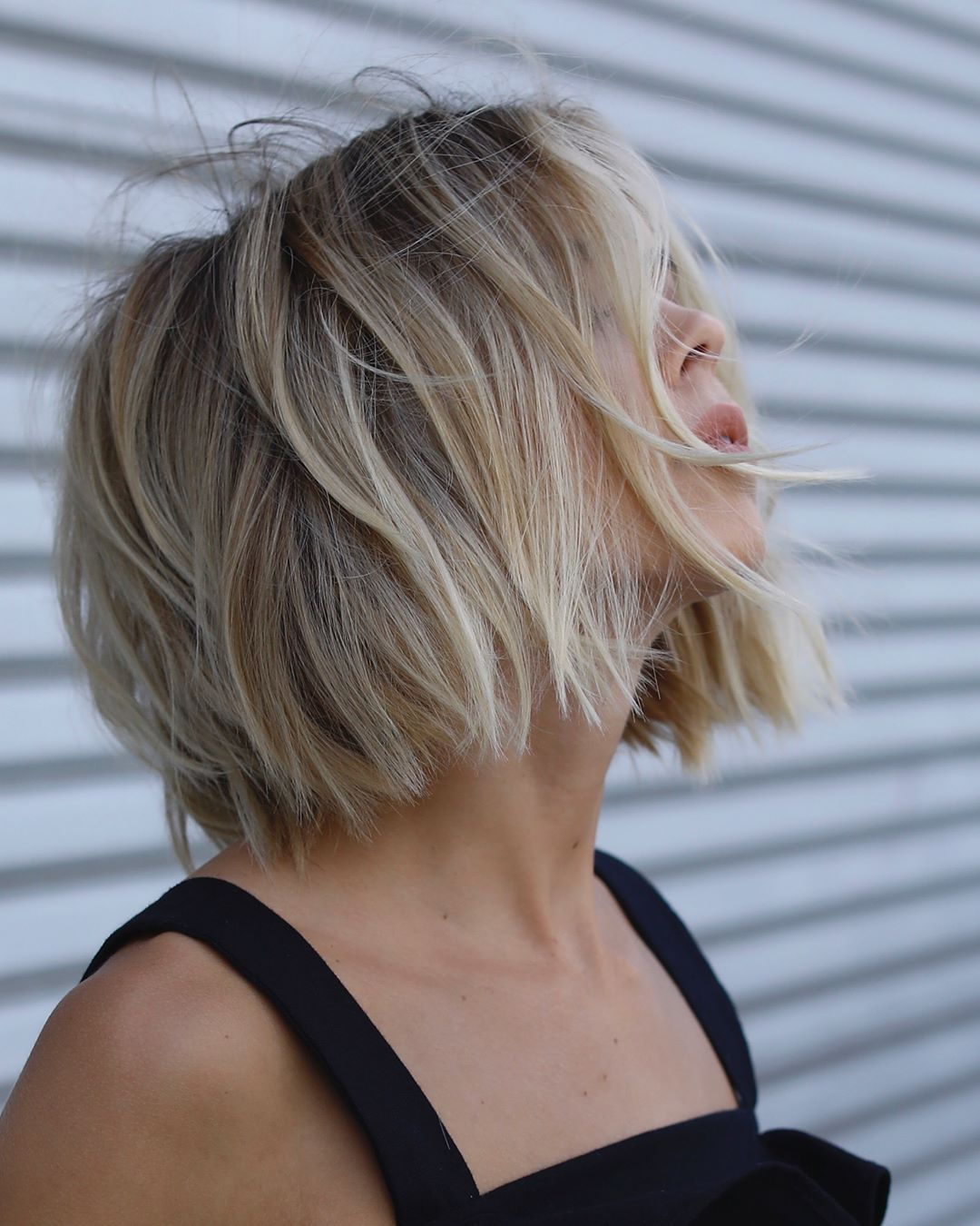 10 Easy Short Bob Haircuts for Thick Hair - Women Short Hair Styles 2019 adca54174113