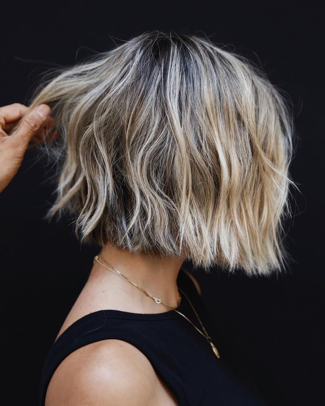 Best Short Bob Haircuts for Thick Hair, Women Short Hairstyles
