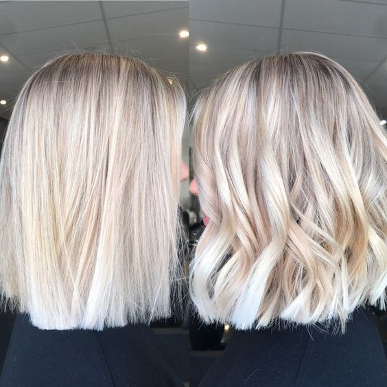 10 Simple Blunt Bob Hairstyles Cool Short Haircut For