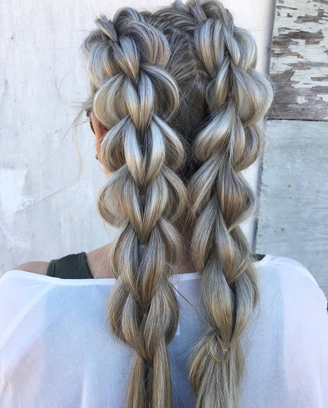 Amazing Wedding Hairstyles: 10 Amazing Braided Hairstyles For Long Hair