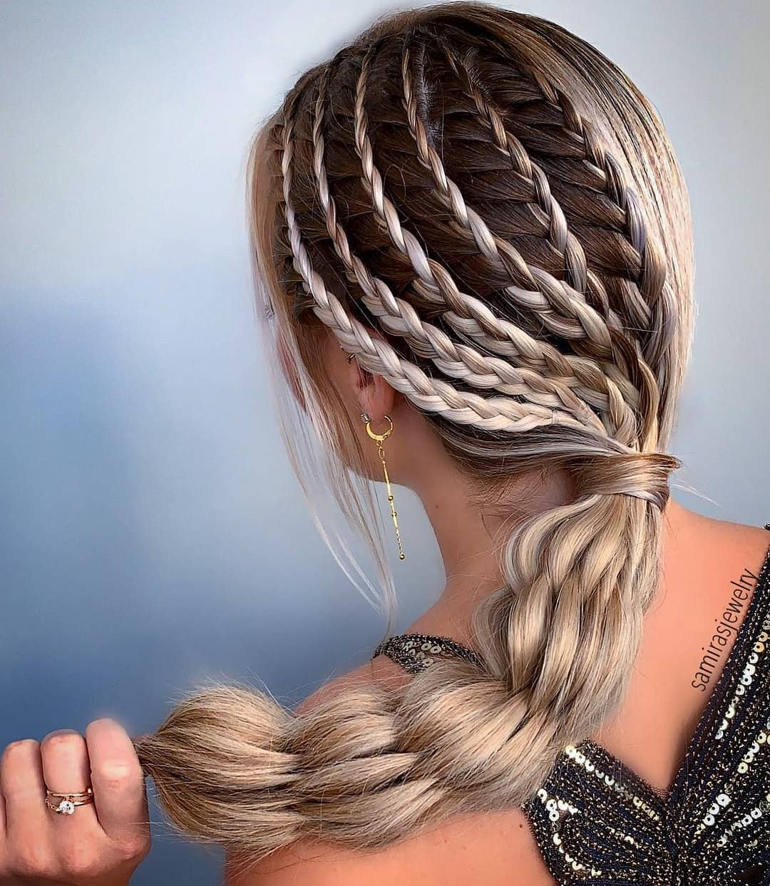 10 Amazing Braided Hairstyles For Long Hair 2020 Women
