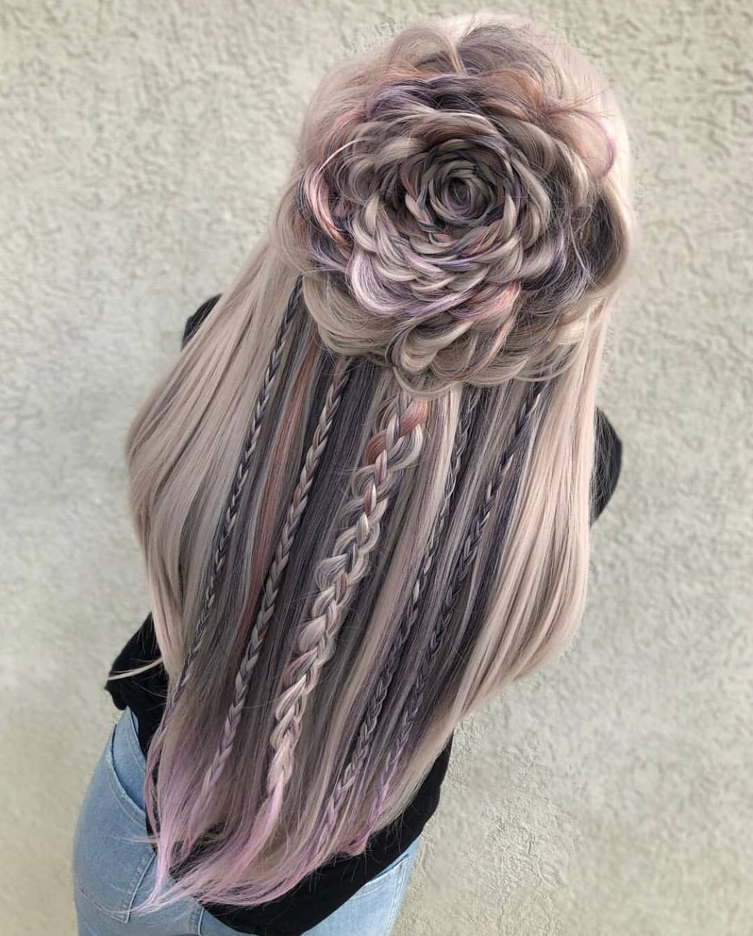 10 Amazing Braided Hairstyles for Long Hair - 2019 Women Hair Styles