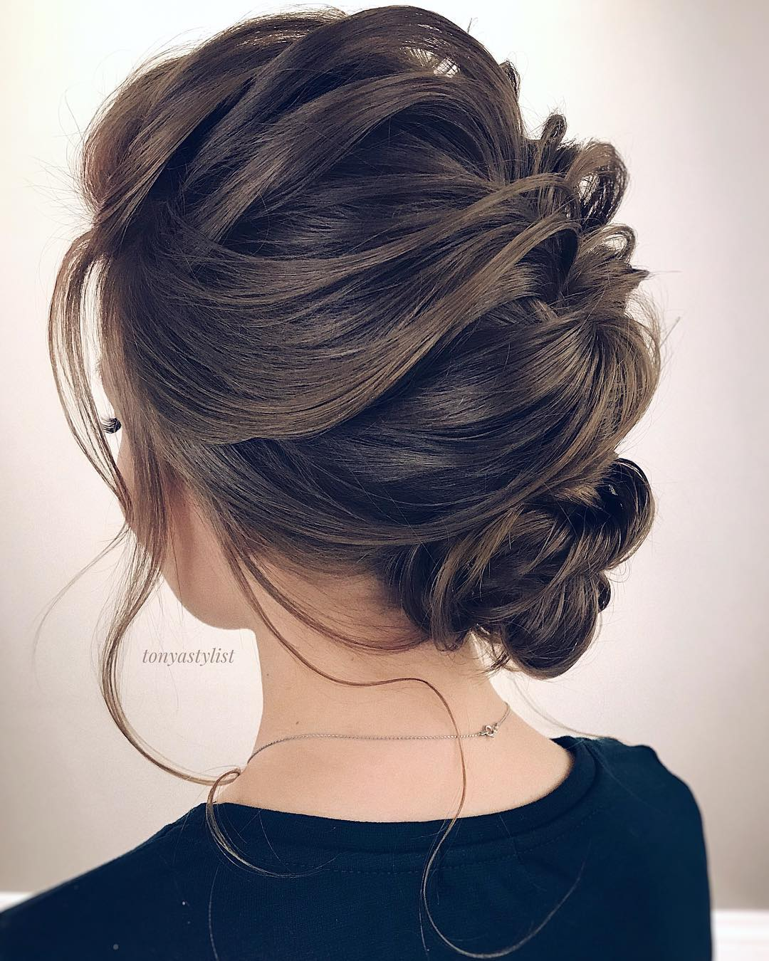 11 Updos for Medium Length Hair - Prom & Homecoming Hairstyle