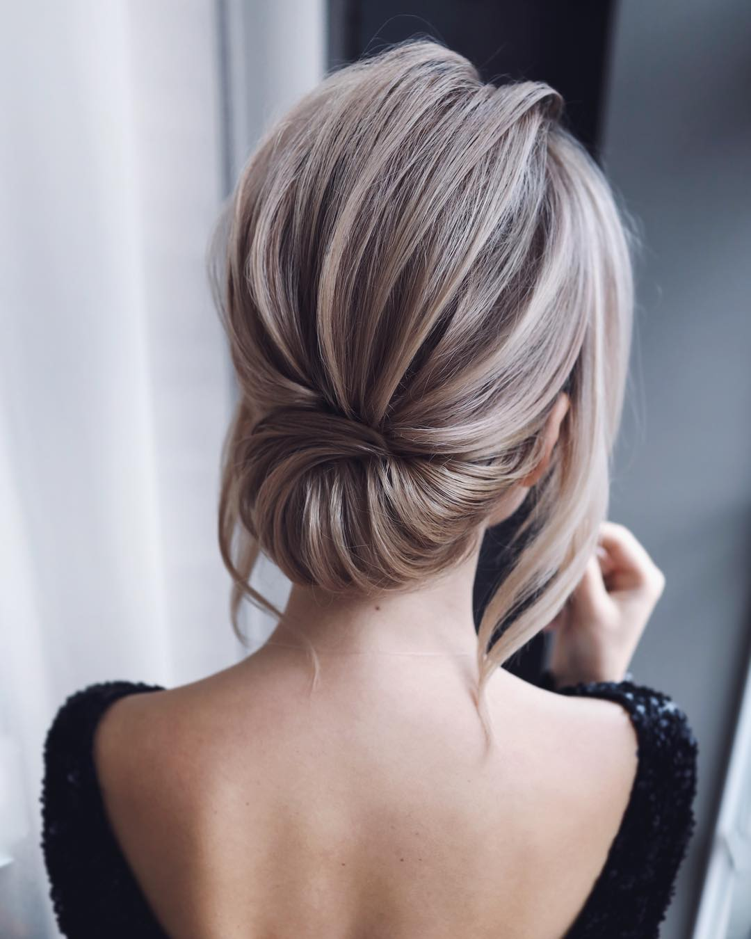 Best Updo Hairstyles for Medium Length Hair, Prom and Homecoming Hair Style Ideas