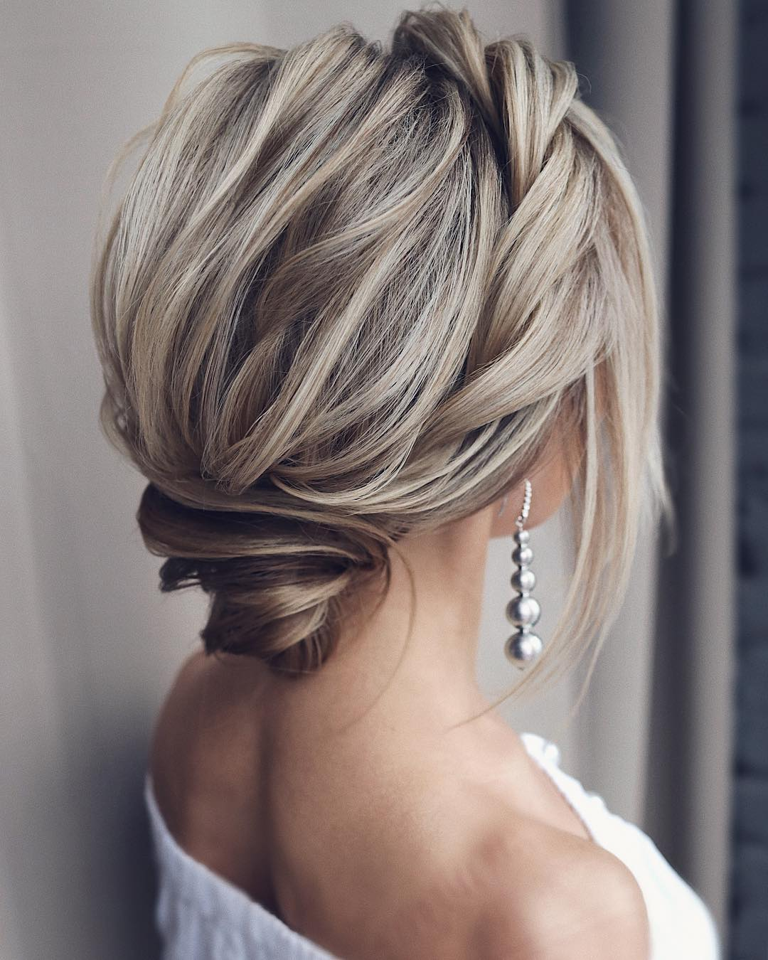 12 Updos for Medium Length Hair - Prom & Homecoming Hairstyle
