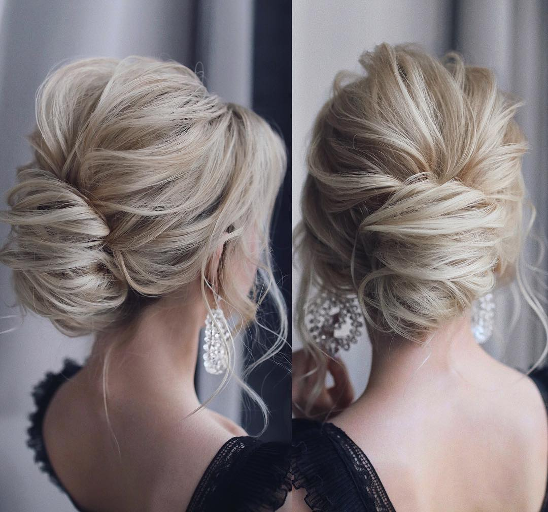 10 Updos For Medium Length Hair Prom Homecoming Hairstyle Ideas 2021