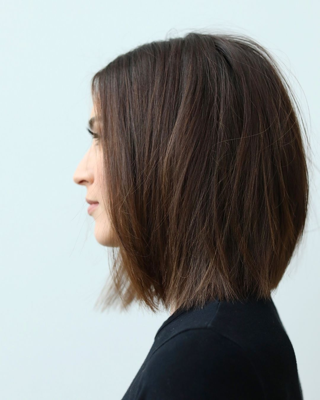 Modern Short Bob Haircut, Easy Short Hair Styles for Women, Girls