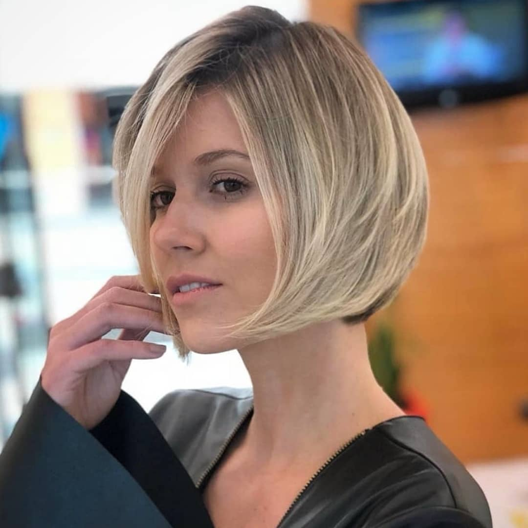 10 Modern Short Bob Haircut 2019 Easy Short Hairstyles