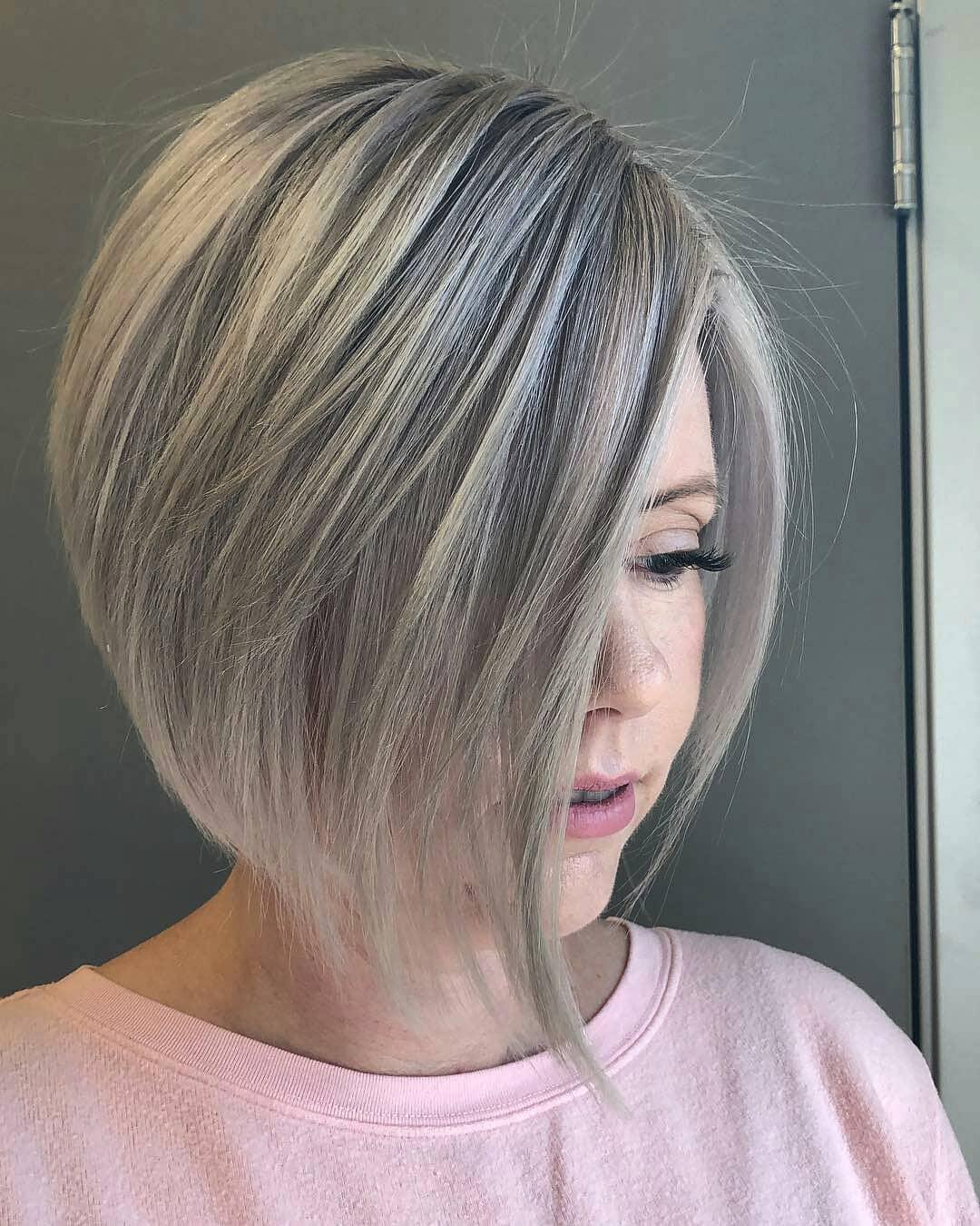 10 simple short straight bob haircuts, women short hairstyle