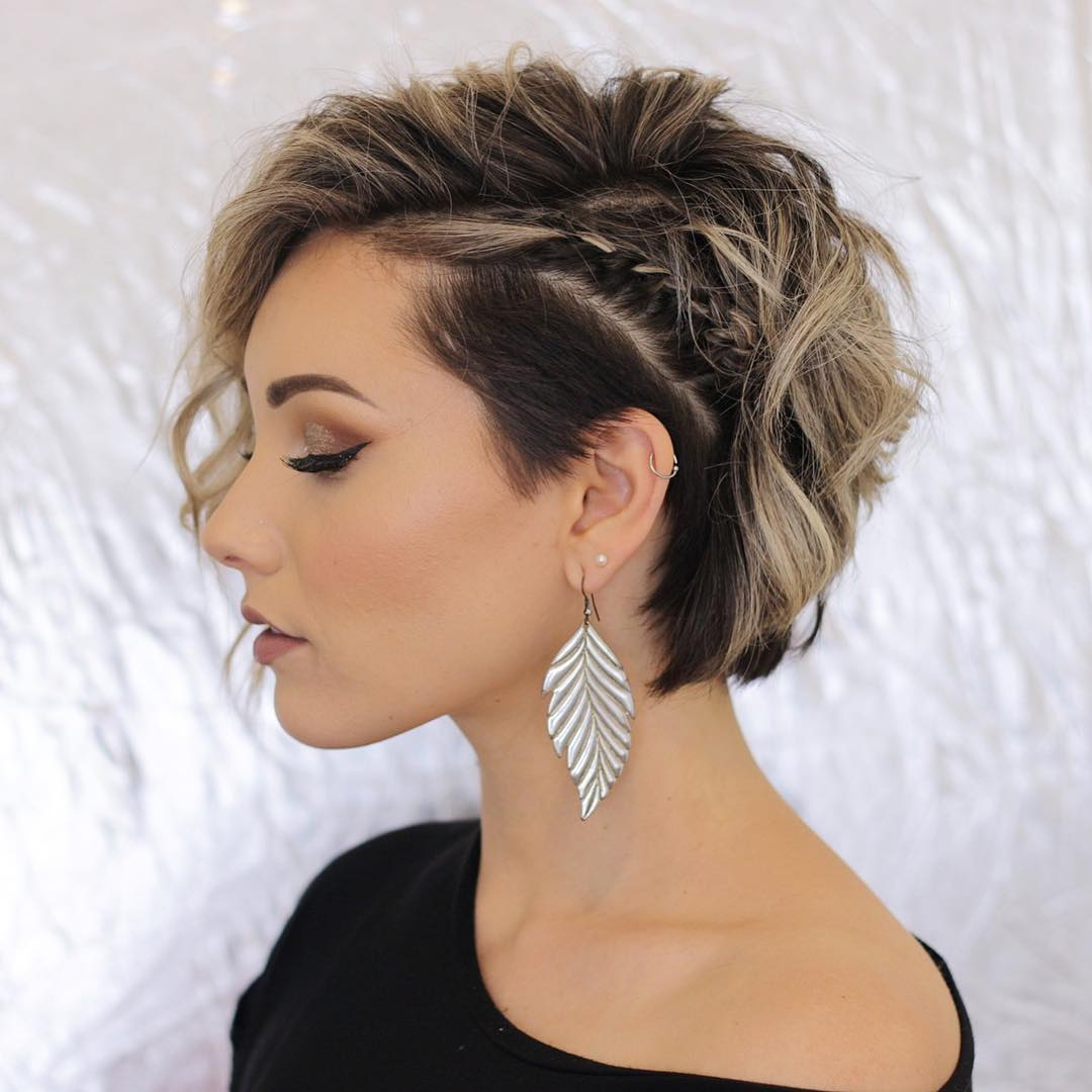 10 Casual Short Hairstyles for Women  Modern Short Haircut Ideas 2020
