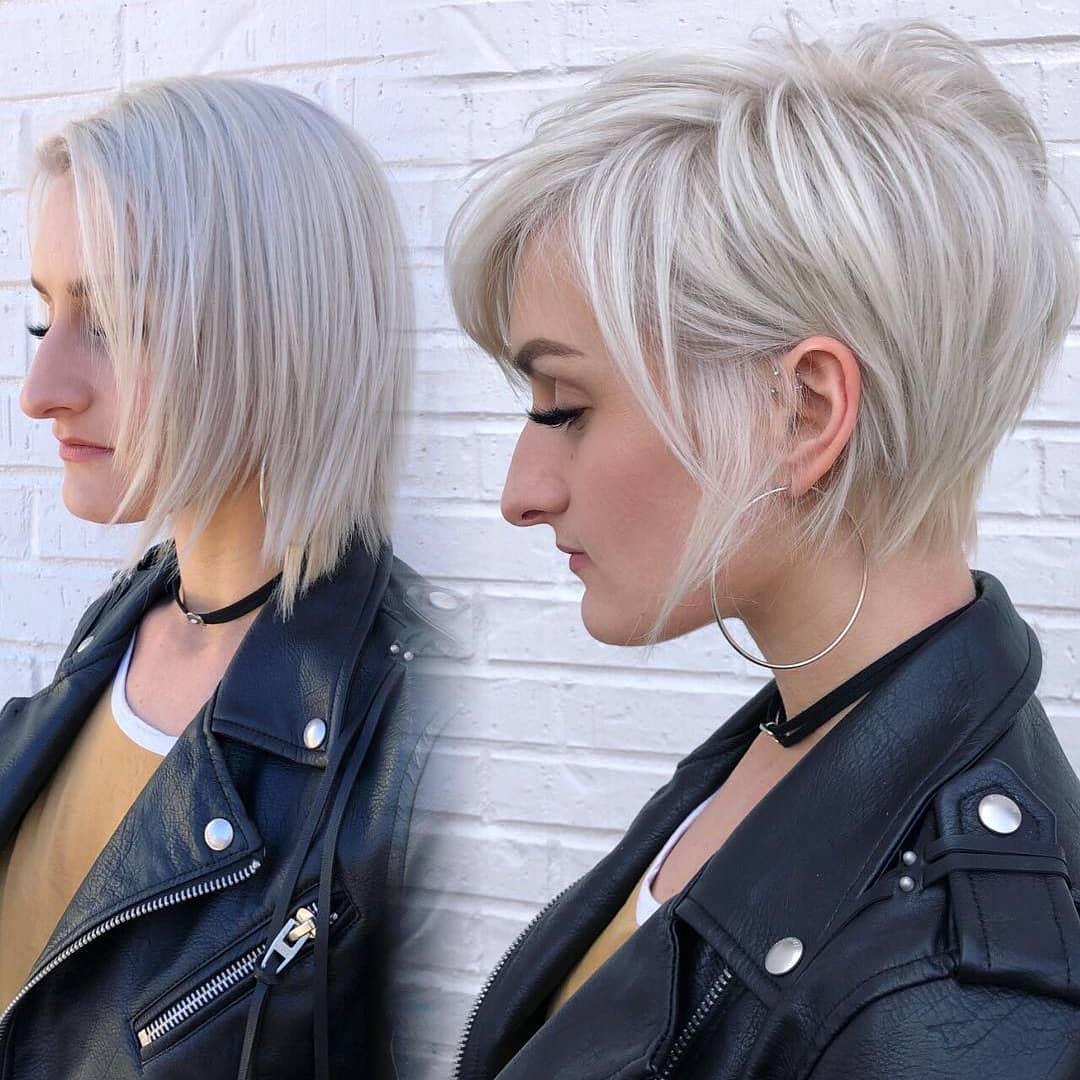 Casual Short Hairstyles Modern Short Haircut Ideas For Women Popular Haircuts