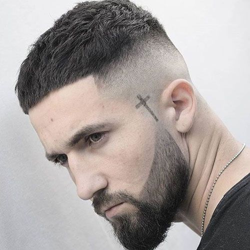 10 Men\'s Short Hairstyles - 2019 Man Haircut New Season Trends