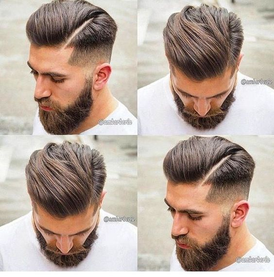 Men Undercut for Short Hair - Men Short Hairstyles