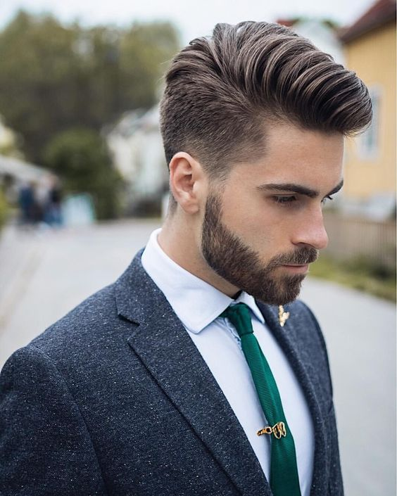 10 Men\'s Short Hairstyles - 2020 Man Haircut New Season Trends