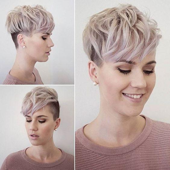 Cute Short Haircut for Women and Girls - Short Haircut Trends