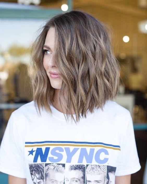 Ziemlich hellbraunes Haar sieht aus - Frauen Haarfarbe Ideen
