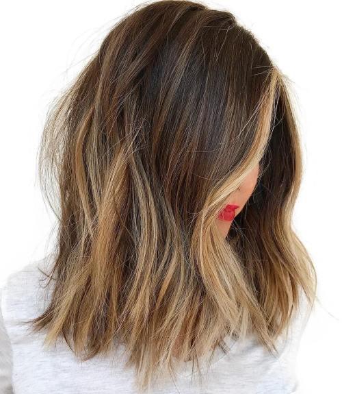 Pretty Light Brown Hair Looks - Women Hair Color Ideas
