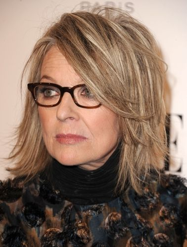 Layered Hairstyles For Women Over 50 63