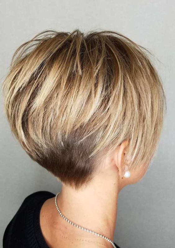 Easy Short Layered Hairstyles - Everyday Hairstyles for Short Hair