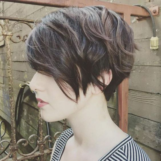 10 Edgy Pixie Cuts with Cute Color Twists - Short ...