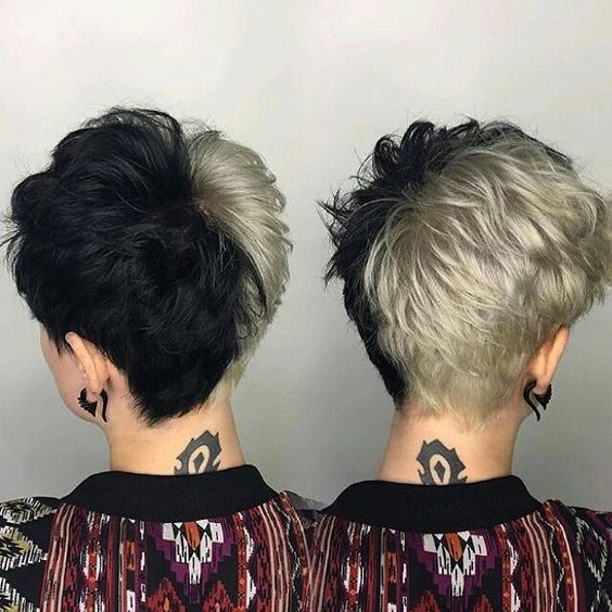 Edgy Pixie Cuts Ideas - Female Hairstyles for Short Hair